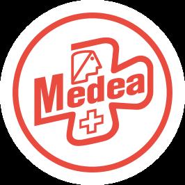 Medea brand logo