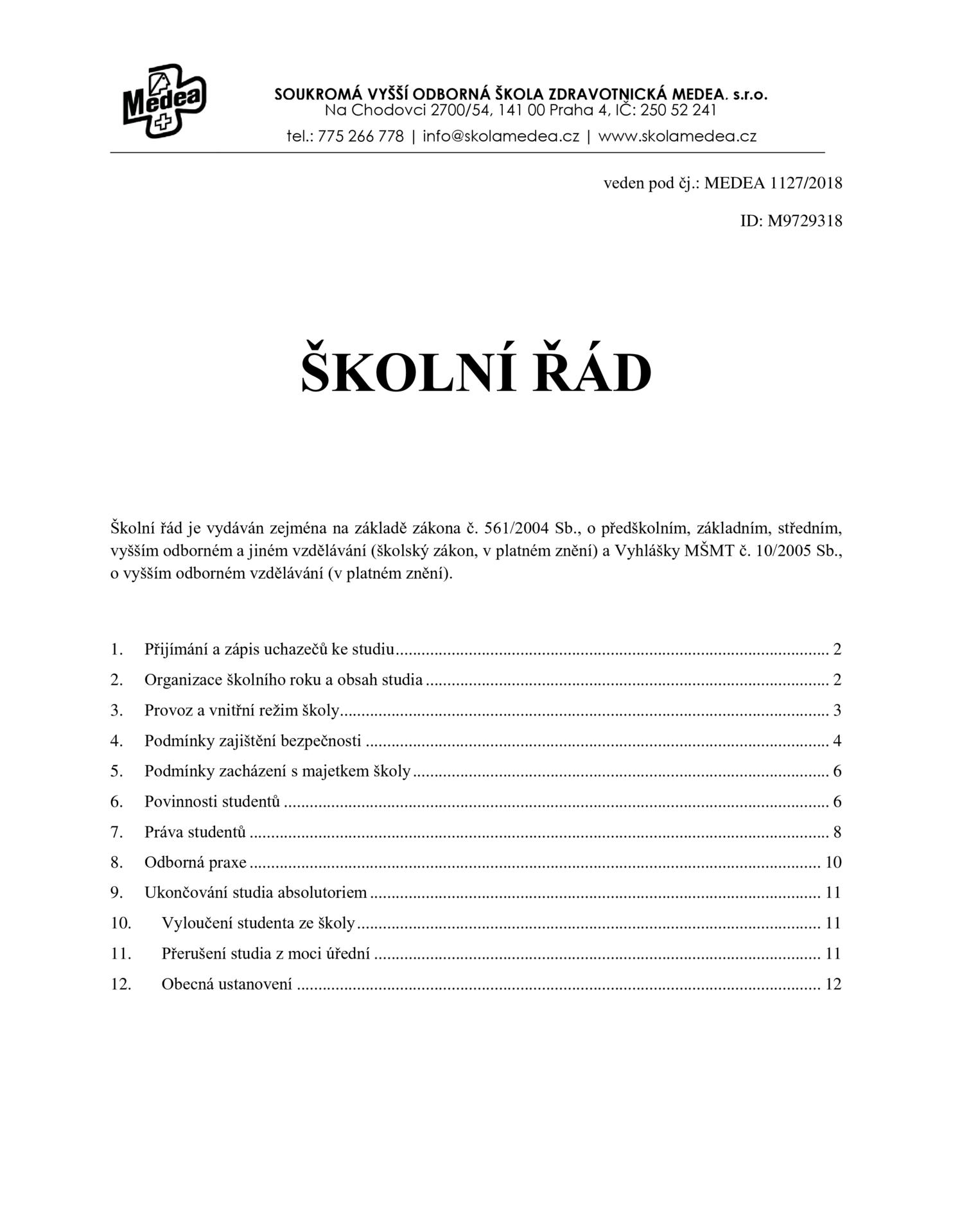 thumbnail of Školní-řád-verze-2018-10-22